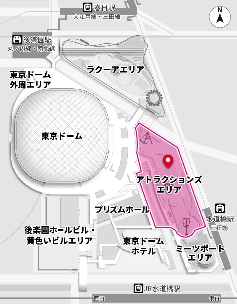 ショップ シティ ジャンプ 東京 ドーム