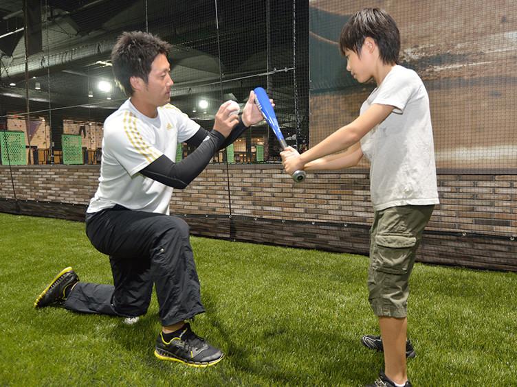 東京ドーム野球塾