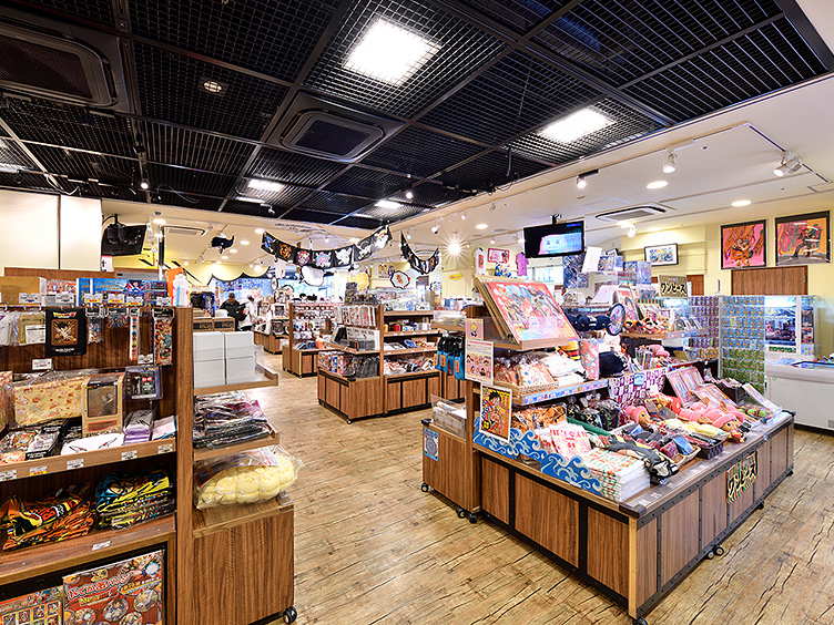 "Anime Japan! Introduction of ""JUMP SHOP"" 