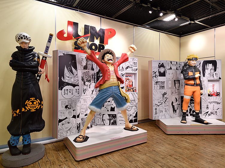 """Anime Japan! Introduction of """"JUMP SHOP"""" 